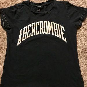 Super old school Abercrombie Top